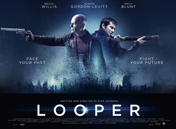 Looper film poster