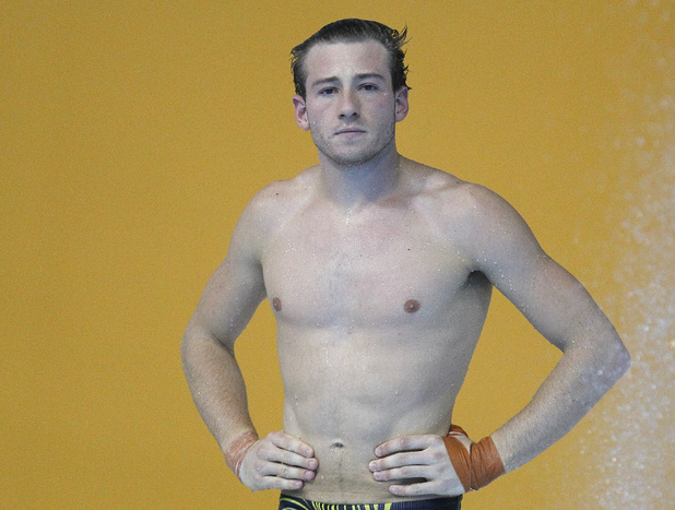 Australia&#39;s Matthew Mitcham