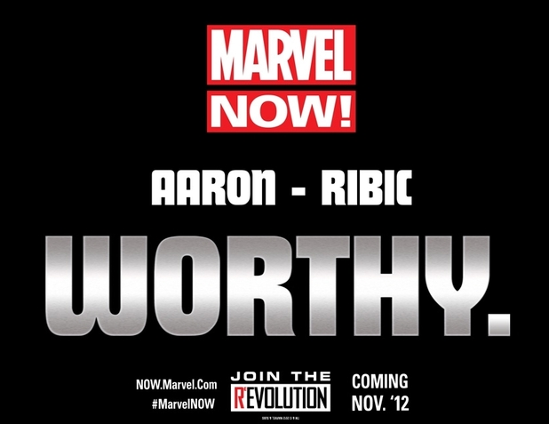Marvel Now, worthy