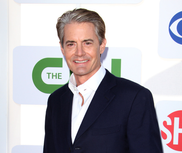 Kyle Maclachlan, CBS Showtime and CW Party TCA Summer Tour Party