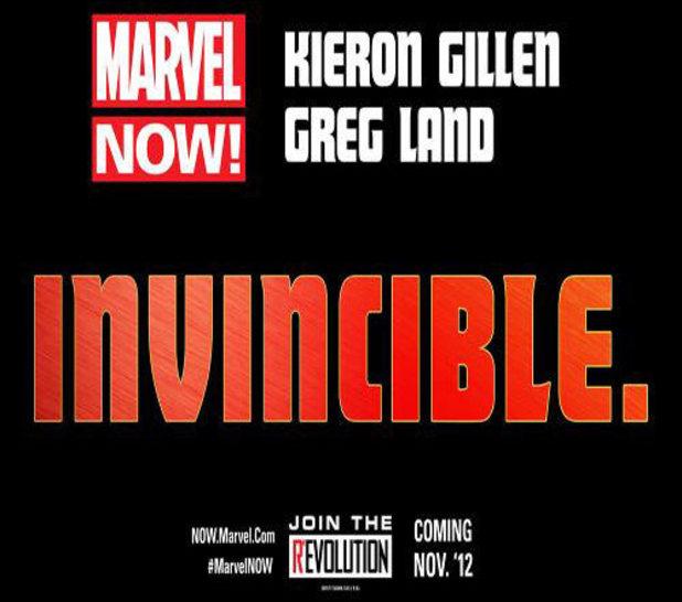 Marvel's Invincible promo