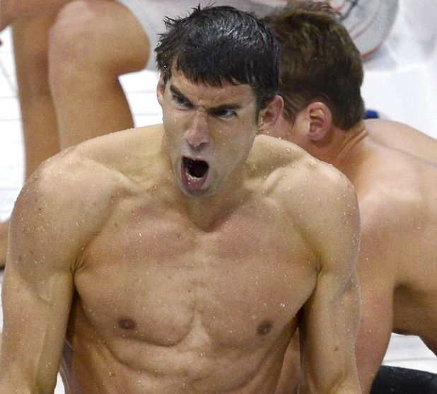 Michael Phelps, 400m Freestyle Final