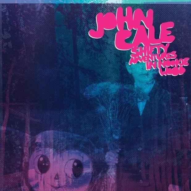 John Cale 'Shifty Adventures In Nookie Wood'
