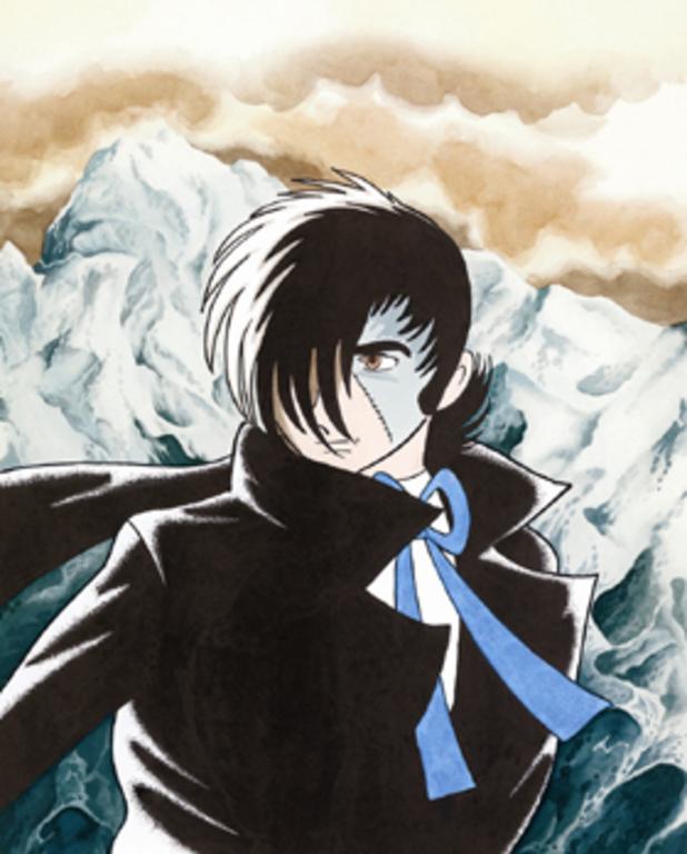 Black Jack Osamu Tezuka