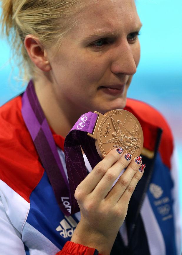 Rebecca Adlington bronze