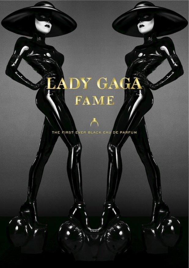 Lady GaGa fame billboard