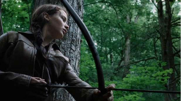 'The Hunger Games' arrives on Blu-ray, DVD and digital download on September 3.