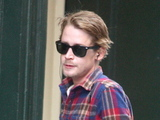 "* MACAULEY CULKIN'S REP SHOOTS DOWN HEROIN STORY HOME ALONE star MACAULEY CULKIN's publicist is firing back at tabloid reports suggesting he's a heroin addict fighting for life. The former child star's representative has urged the ""responsible media"" to ignore the story, insisting the actor is not a dope fiend. The rep tells TMZ.com the story is ""not only categorically without merit, but it is also impossibly and ridiculously fictitious... We beseech the responsible media to consider the source and its reputation and to please not perpetuate this destructive and insulting story by pursuing it any further."" The story features on the front page of the new issue of the National Enquirer, with a headline that reads 'Six Months To Live!'. (KL/WNWCZM/MT)**Exclusive** Actor Macaulay Culkin seen out and about drinking a redbull New York City, USA - 30.07.12 Mandatory Credit: Anthony Dixon/WENN.com"