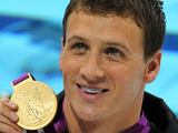 Ryan Lochte, grill, teeth