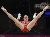 Beth Tweddle, artistic gymnastics, London 2012