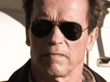 Arnold Schwarzenegger returns as a lawman protecting a sleepy border town.