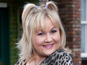 Lisa George says working on Coronation Street is a privilege.