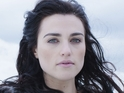 Katie McGrath on Merlin's last episodes as Series Five, Volume 1 DVD is released.