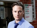 The former Hollyoaks star will appear in the soap later this week.