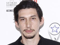 Adam Driver denies he's being eyed to play Nightwing in Batman vs Superman.
