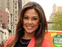 Vanessa Lachey will stop flying as she gets further along in her pregnancy.