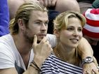 Chris Hemsworth's wife stood in for kiss scene in Thor: The Dark World