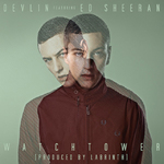 Devlin ft. Ed Sheeran 'Watchtower' artwork