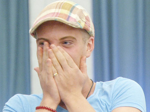 Big Brother 2012 - Day 63: Scott