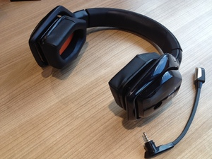 Tritton Warhead 7.1 headphones
