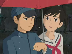 'From Up On Poppy Hill' trailer still