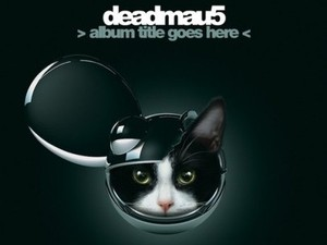 Deadmau5 - &#39;>album title goes here<&#39; album cover