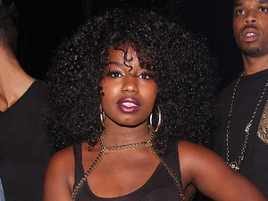 Misha B, at the Single Party held at Rose Club. London, England