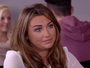 Lauren Goodger talks weight gain - TOWIE Aug 8 2012