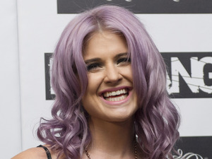 Kelly Osbourne, Kerrang! awards, June 2012
