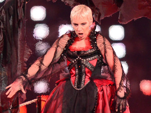 London 2012 Olympics Closing Ceremony: Annie Lennox