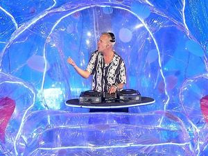 London 2012 Olympics Closing Ceremony: Fatboy Slim