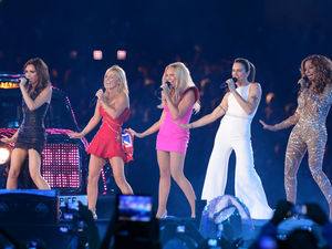 London 2012 Olympics Closing Ceremony: The Spice Girls