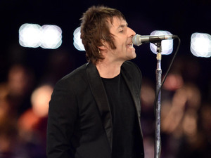 London 2012 Olympics Closing Ceremony: Liam Gallagher