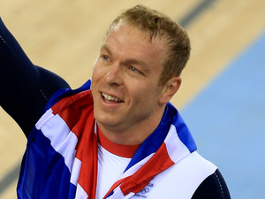 Chris Hoy: Men's Keirin (Cycling - Track)