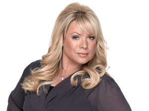 Letitia Dean as Sharon Rickman