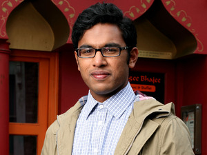 Himesh Patel as Tamwar Masood 