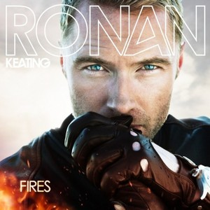 Ronan Keating 'Fires' album artwork.