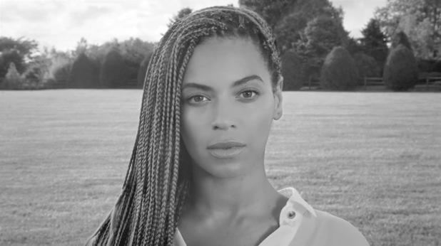 Beyoncé in World Humanitarian Day campaign message.
