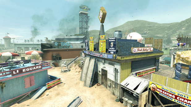 Call of Duty: Modern Warfare 3 - Final DLC screenshots