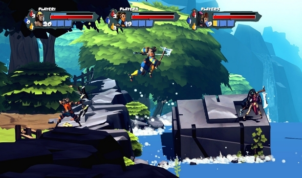 &#39;Sacred Citadel&#39; screenshot
