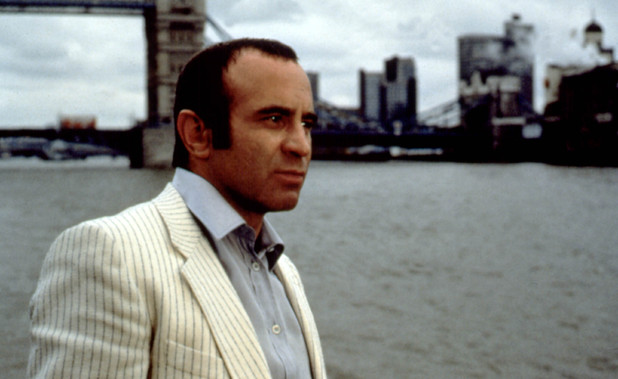 Bob Hoskins in 'The Long Good Friday', 1980