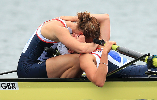 Helen Glover, Heather Stanning