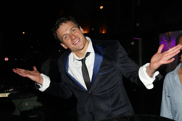 Team USA Swimmer Ryan Lochte celebrated his 28th birthday at Planet Hollywood in London. He then went onto Mahiki nightclub London, England