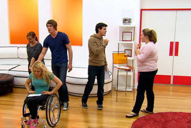 The Glee Project S02E10: 'Actability'