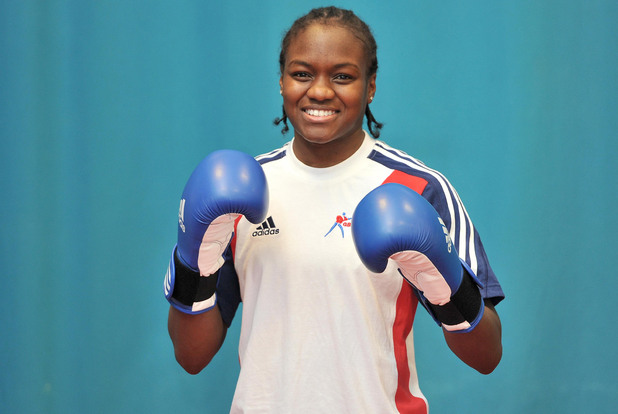 GB Womens boxing team member Nicola Adams