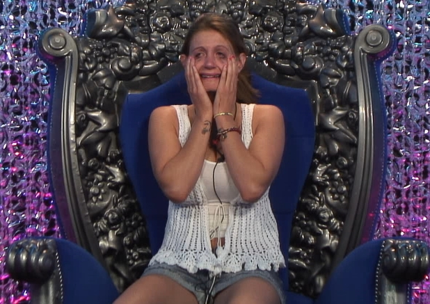Big Brother Day 67: Ashleigh