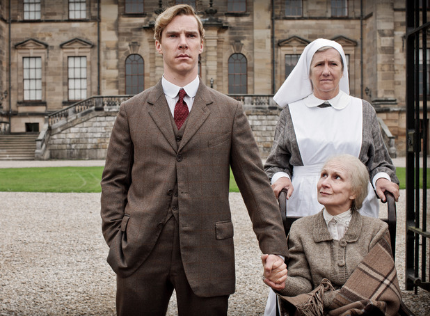 Christopher and Mrs Tietjens