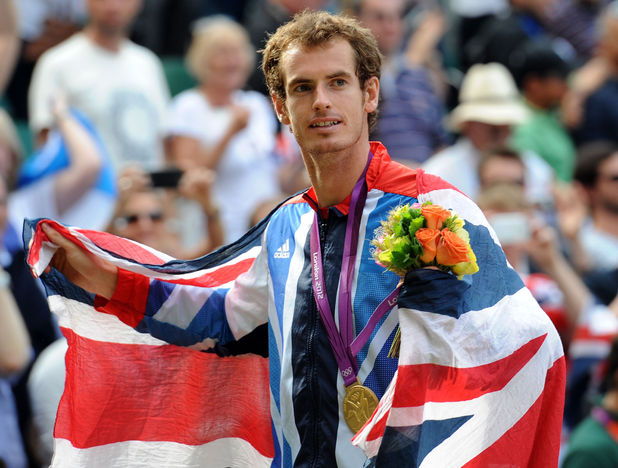 Andy Murray: Men's Singles (Tennis)