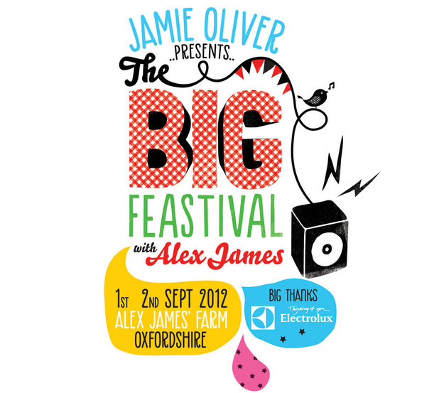 Jamie Oliver Presents The Big Festival with Alex James