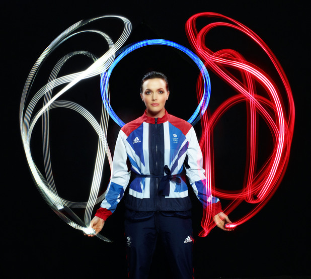 Victoria Pendleton for EDF